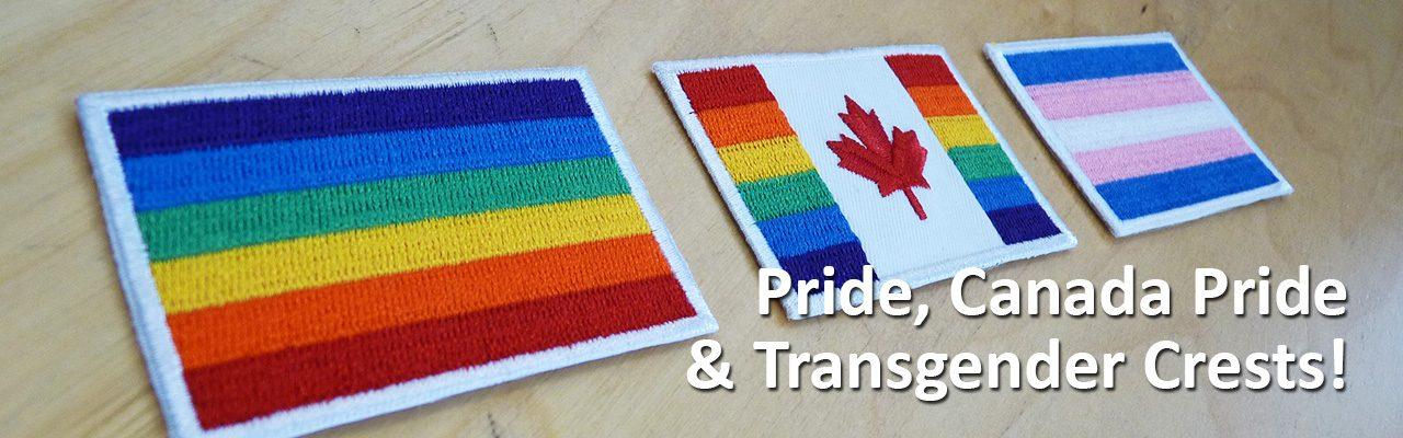 Pride Crests