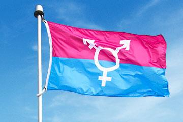 Canada Transgender Flags