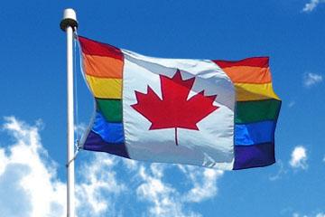 Canada Pride Flags