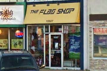 The Flag Shop Edmonton