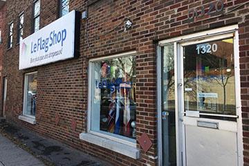 Le Flag Shop Montreal