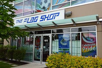 The Flag Shop Vancouver