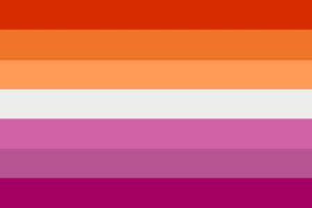 Lesbian Flag