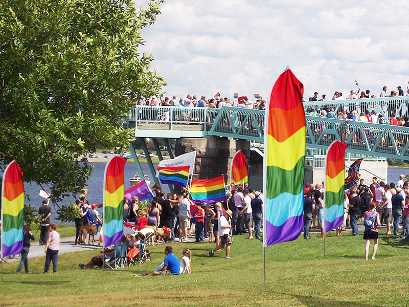 Pride Quillflags