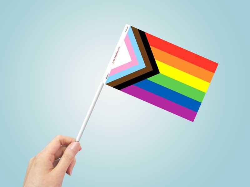 Canada transgender-paperflags